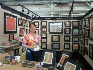 East Bay Heritage Quilter's Voices in Cloth Show