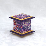 "2"" Tall Purple Happy Box"