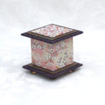 "2"" Tall Old Pink Box"