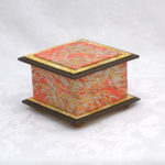 "3.5"" Orange Mum Box"